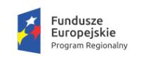 Logotyp funduszu europejskiego