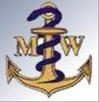 logo Wojskowej Specjalistycznej Przychodni Lekarskiej wGdyni